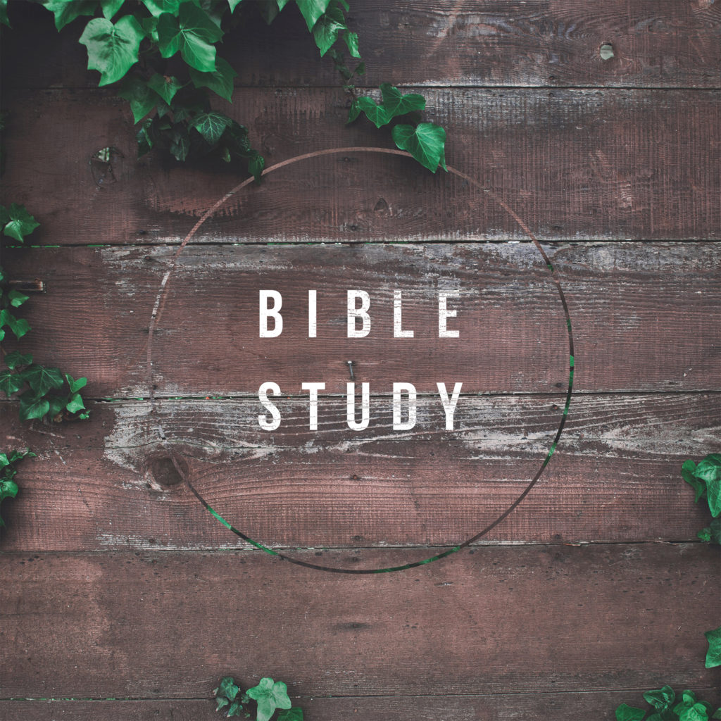 "Wed. Bible Study - 6:30 pm to 7:30 ""with Pastor Bill Topping"""" @ Wed. 6:30 - 7:30 pm Prayer & Bible Study"